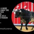 Protest tegen slacht moeder van stier Lorenzo