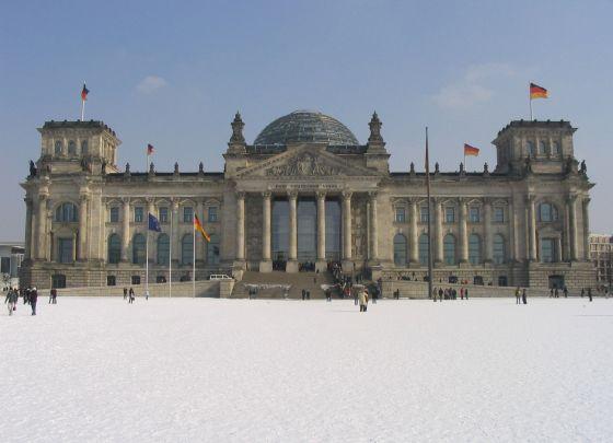 Duitsland Bondsdag Reichstag