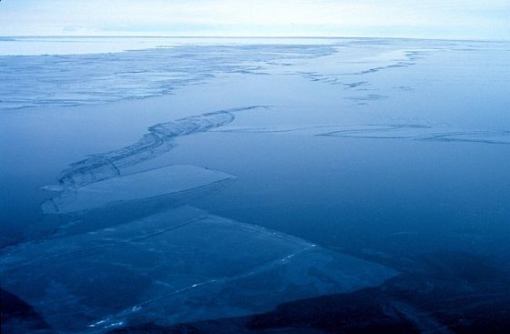 Rosszee - Zuidpoolgebied