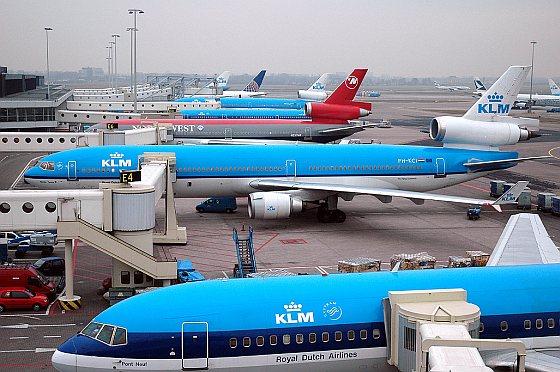 Schiphol ganzenvergassing
