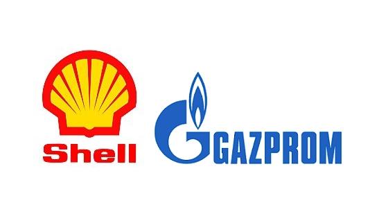 Shell-Gazprom
