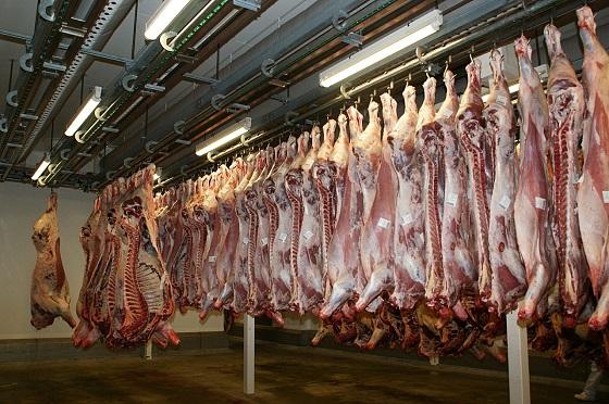 vleesconsumptie