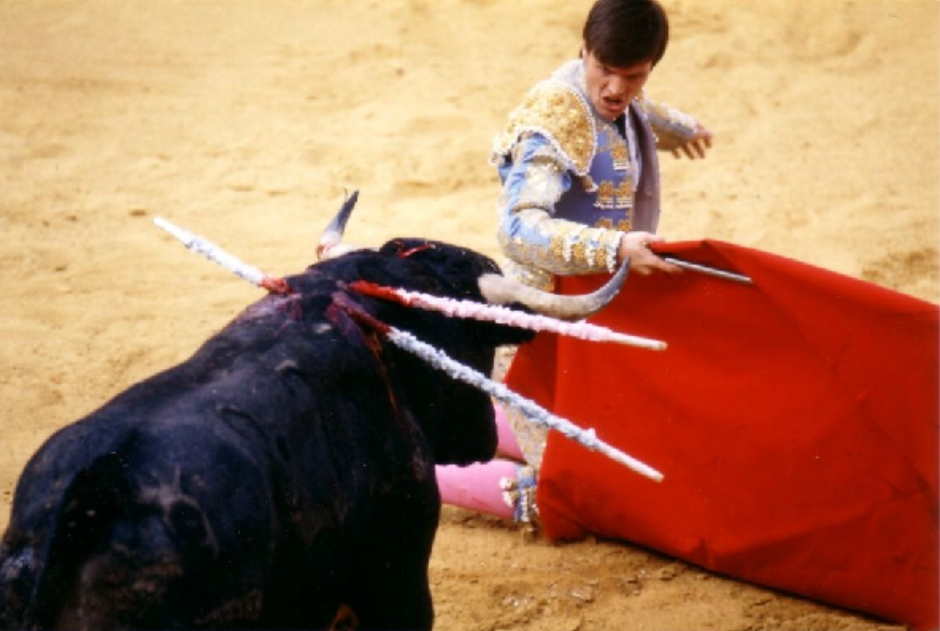 Stierenvechten