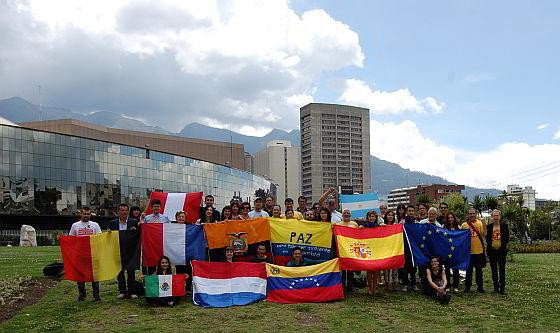Summit Quito - Netwerk