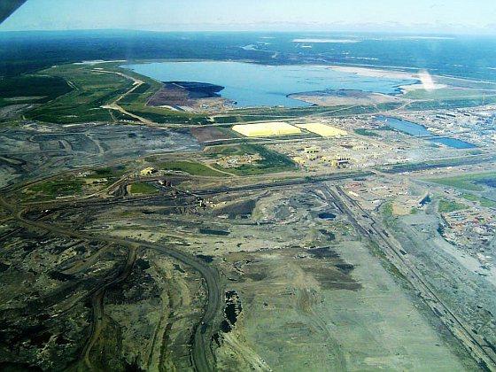 Teerzanden, Fort McMurray Alberta - KeyStone XL