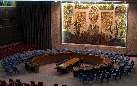 Veiligheidsraad Verenigde Naties
