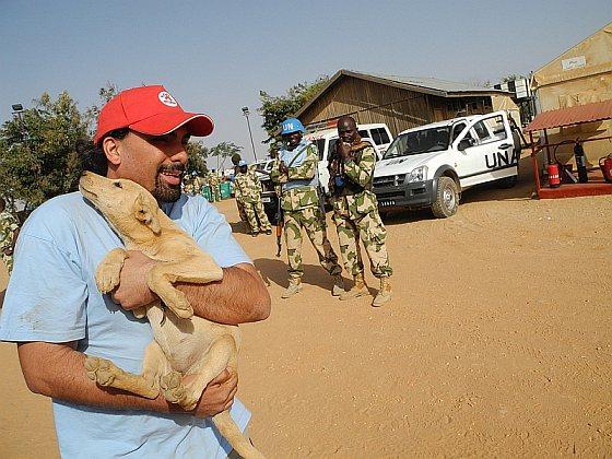 Veldwerk - UNAMID
