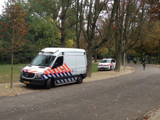 Schietincident Vondelpark
