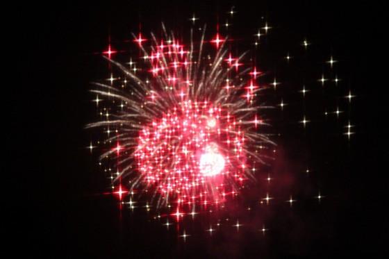 vuurwerk in Nederland