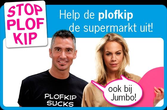 Stop de Plofkip - Nicolette Kluijver en Guido Weijers
